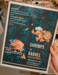 shrimps n barrel
